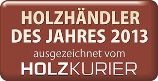 Holzhändler des Jahres 2013