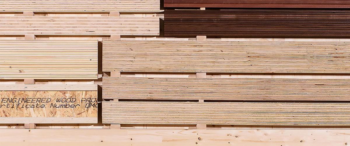 Geschäftsbereich Holzgroßhandel