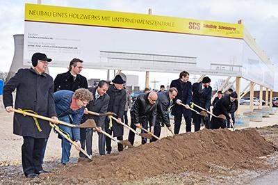 Baubeginn Gundremmingen