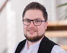 Arne Augart Geschäftsbereich Abbund