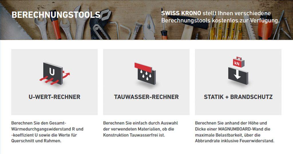 SWISS KRONO Bauteil-Planer 2