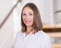 Lena Schaeffler Ansprechpartnerin Ausbildung & Duales Studium