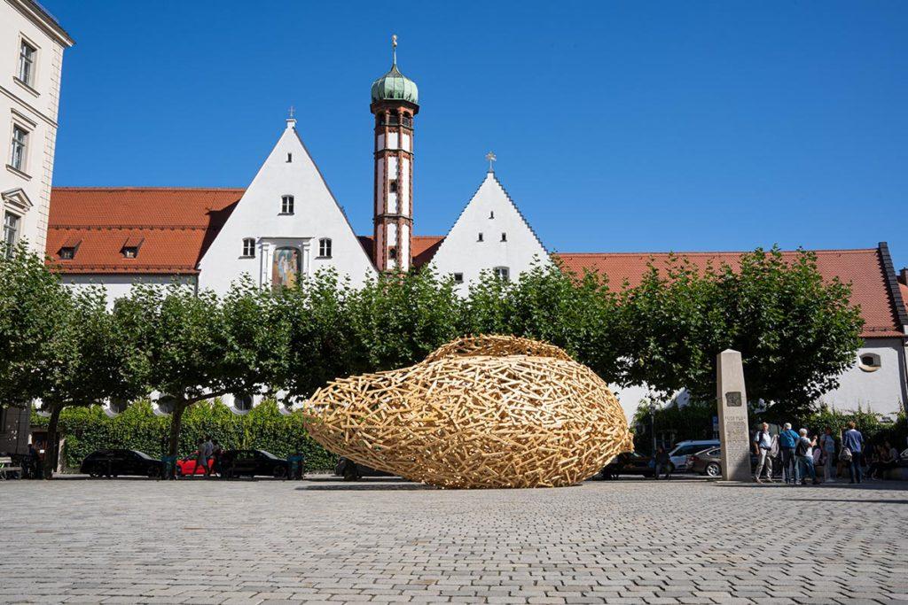 Kunstprojekt Augsburg 1